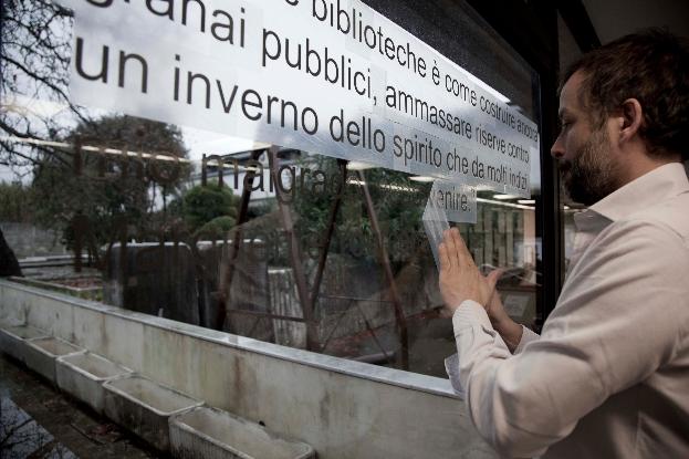 The Stones are my Ideas of Imagination. Database 2012. Photo courtesy Robert Pettena