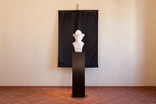 Black Flag, Unfinished Marble (Renzo Novatore)
