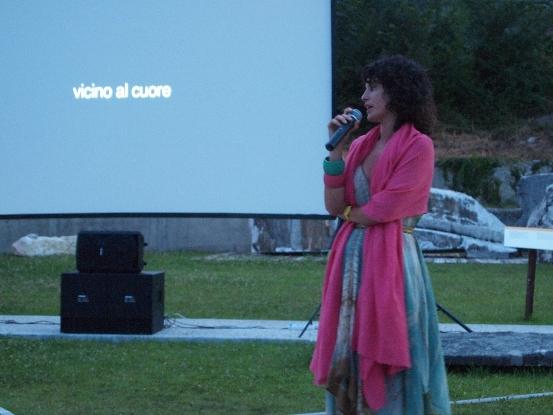 Federica Forti Photo: courtesy Mauro Cuppone