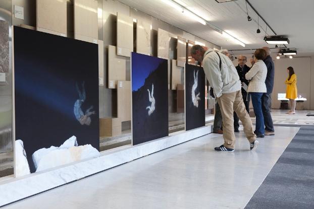 Opening INDEX FALLS mostra personale di Santiago Morilla. Courtesy Stefano Lanzardo