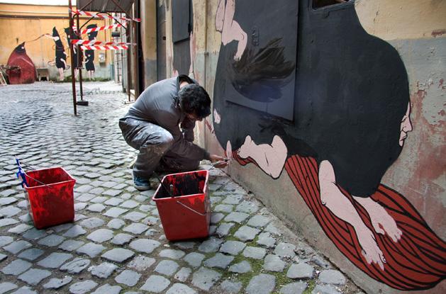Santiago Morilla, Project Nidi